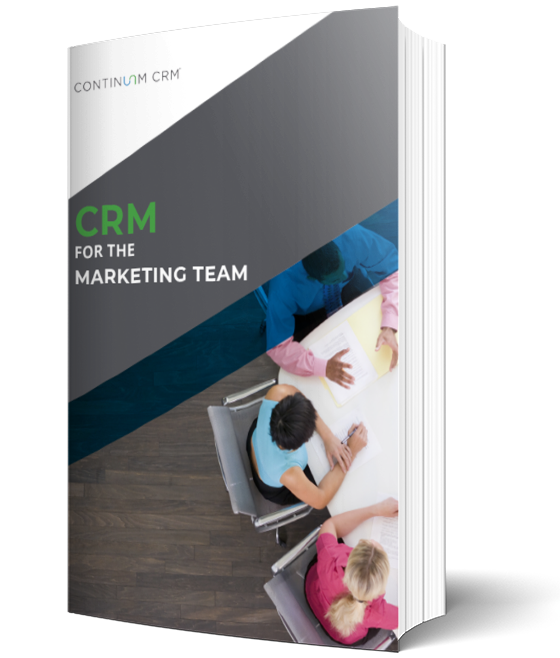 CRM for Your Marketing Team